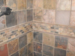Shower Wall Slate