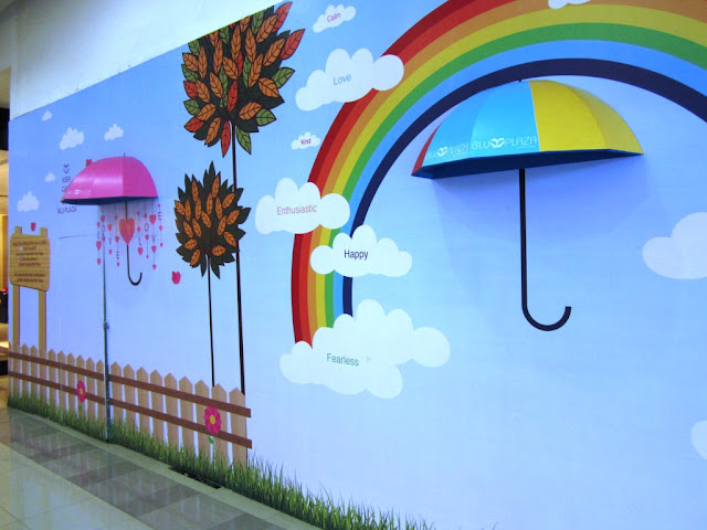 MULTI NUSANTARA KARYA @ Dsign Backdrop & WallPaper, Blu Plaza Mall, 2015