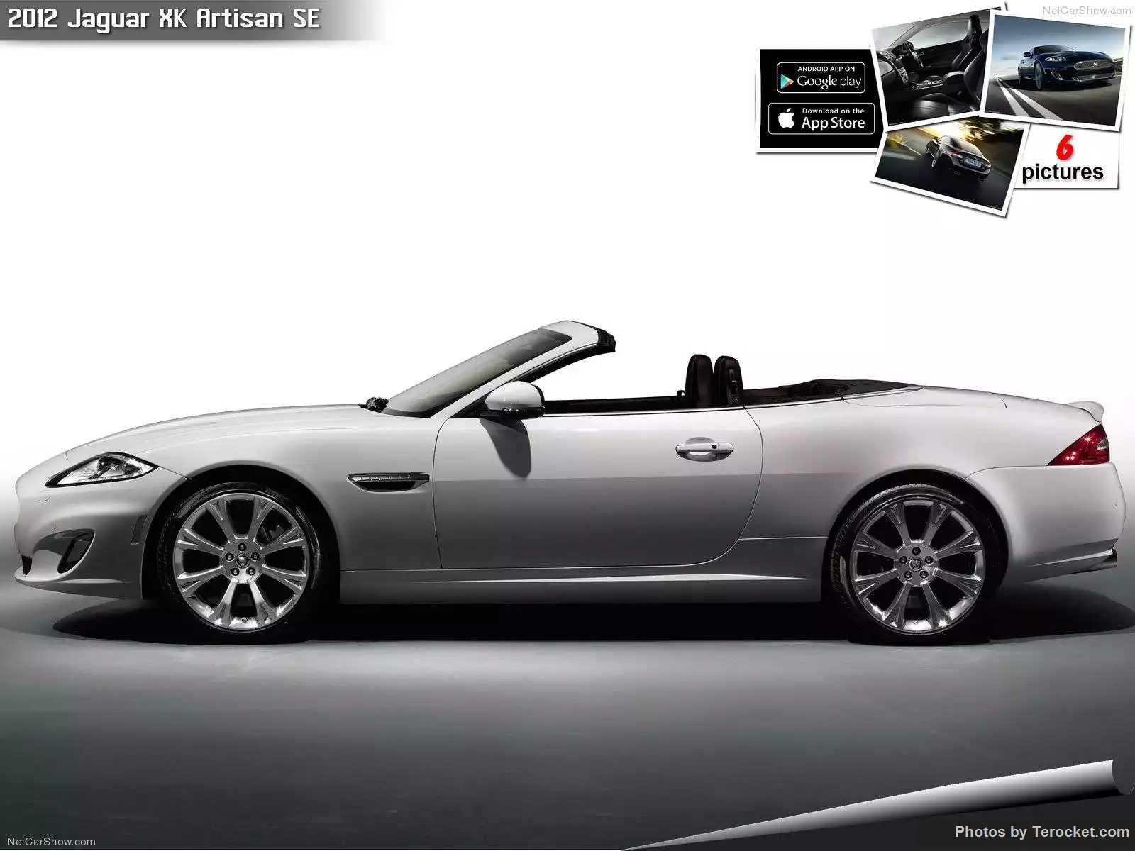 Hình ảnh xe ô tô Jaguar XK Artisan SE 2012 & nội ngoại thất