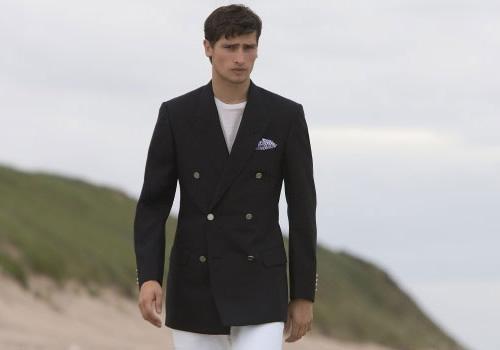 The Navy Blue Blazer: A classic, yet legendary | Belgian Dandy
