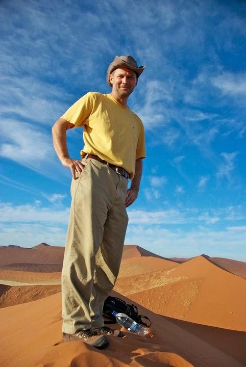Michael S. Hodson - Go, See, Write - Namibia
