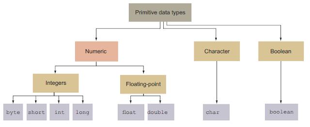 Các kiểu dữ liệu cơ bản trong Java