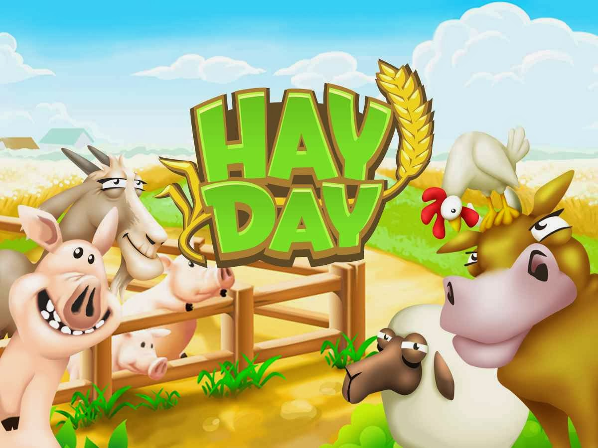 Hay Day Mod Version 1.15.40 Apk Download