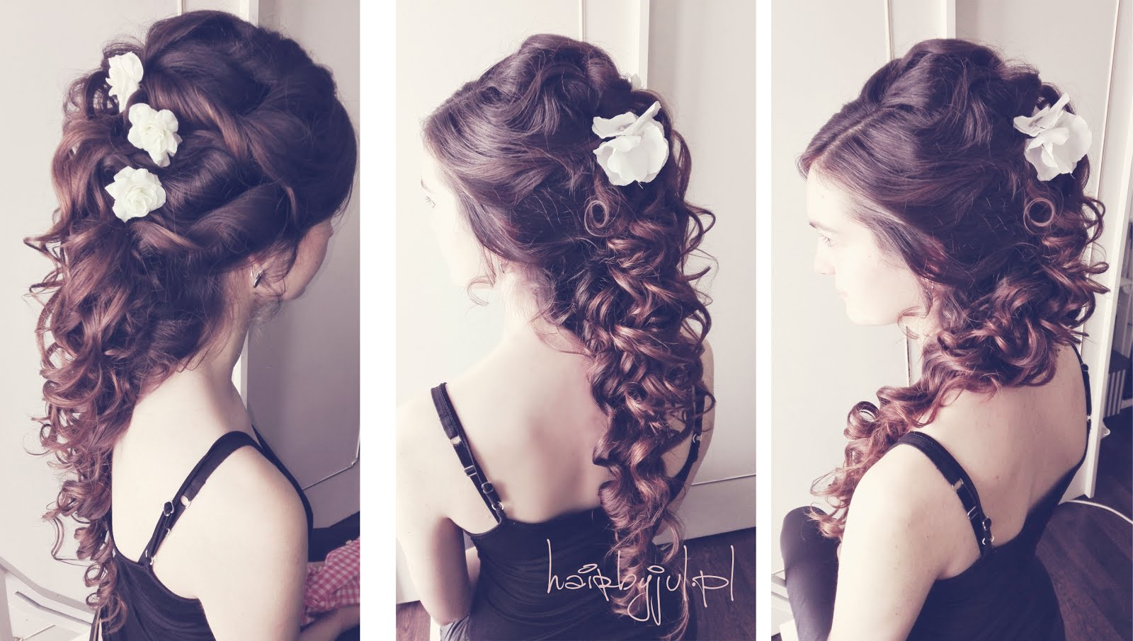 Romantyczne Fryzury ślubne Upięcia Dużo Zdjęć Hair By Jul
