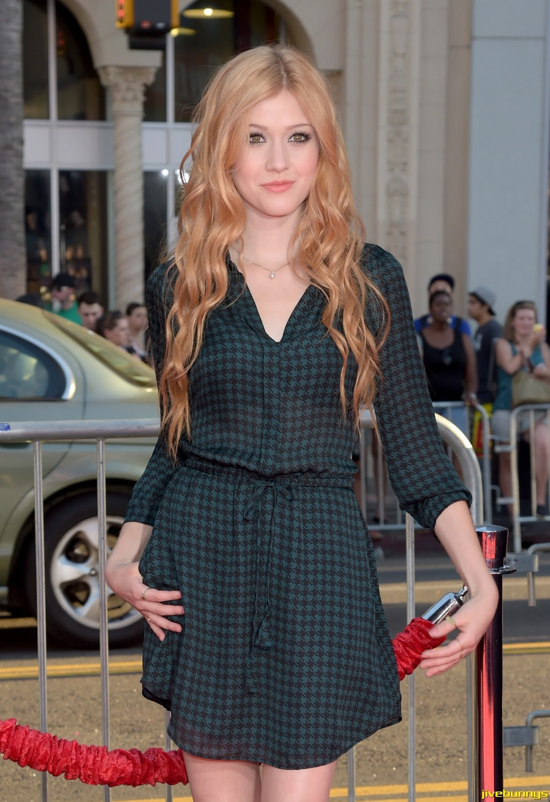 Katherine McNamara - 'This Is Where I Leave You' Los Angeles Premiere - 15/09/2014