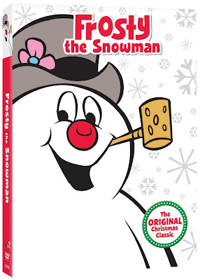 Frosty the Snowman DVD Cover