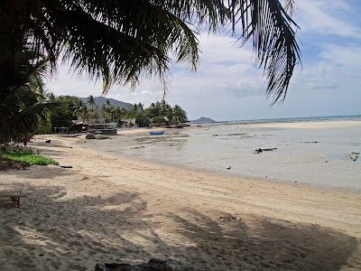 Koh Phangan beach