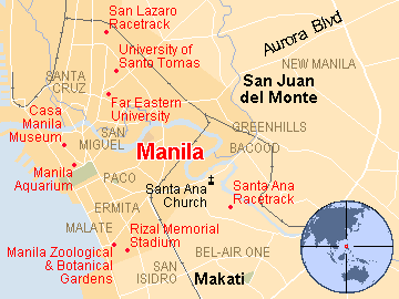 Filipini Manila