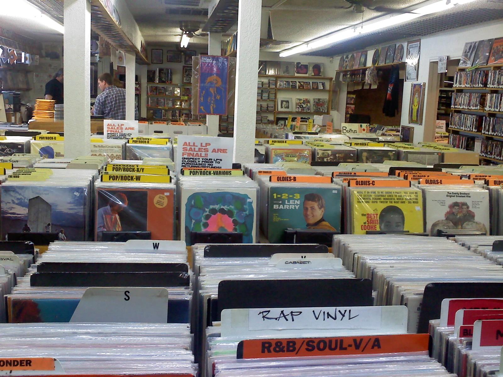 The Vinyl Record Collector Blog Las Vegas Nv