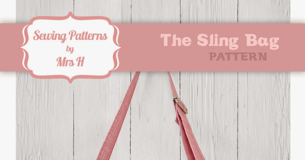 The Super Simple Slouchy Sling Bag