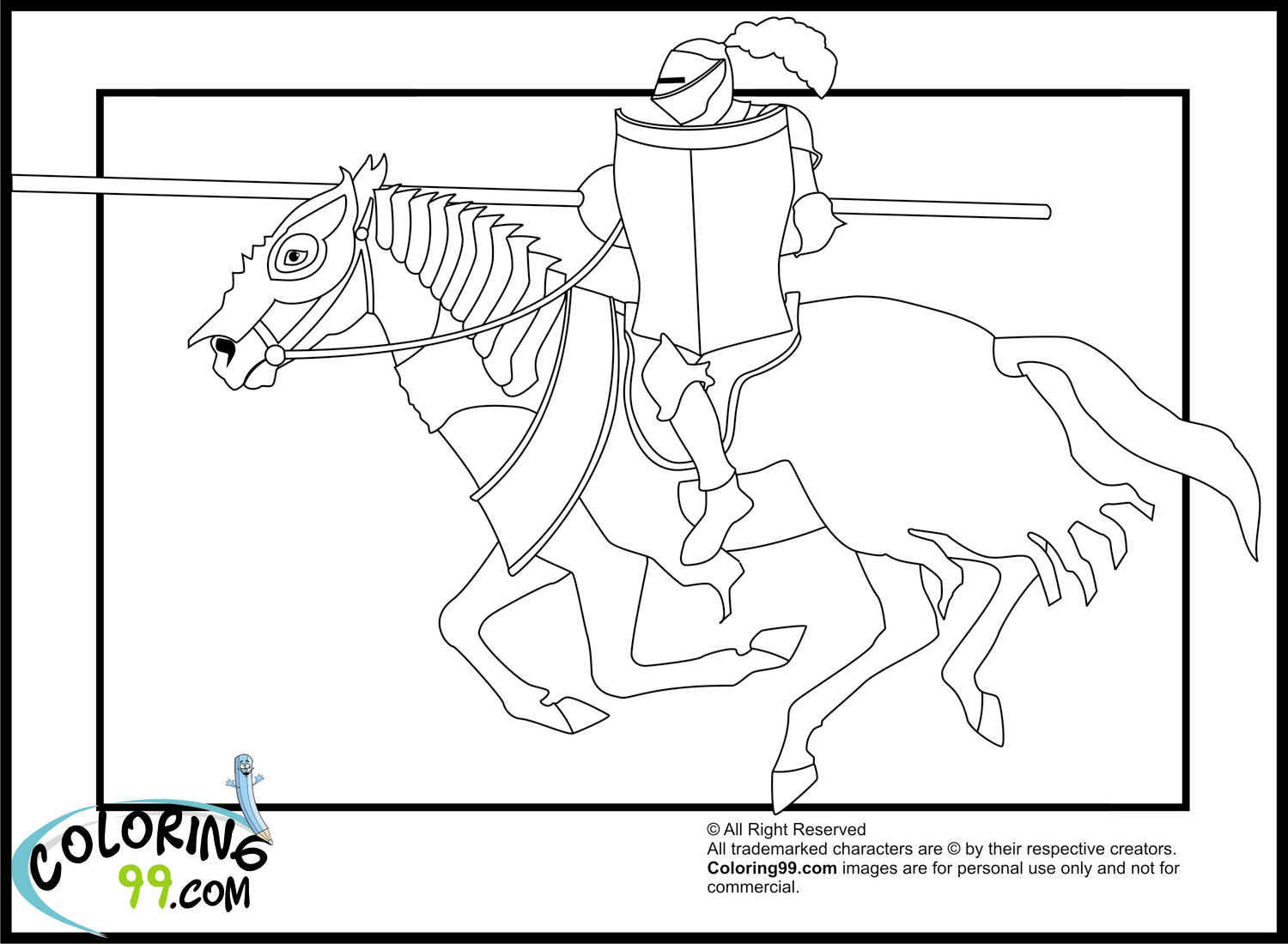 horse coloring pages minister coloring