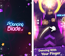 Music Game of the Week - Dancing Blade