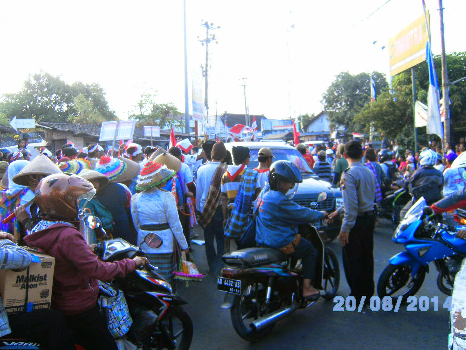 Karnaval Klaten Pedan