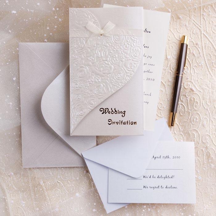 Silver wedding invitations wholesale wedding favors for Cheap wedding favors bulk