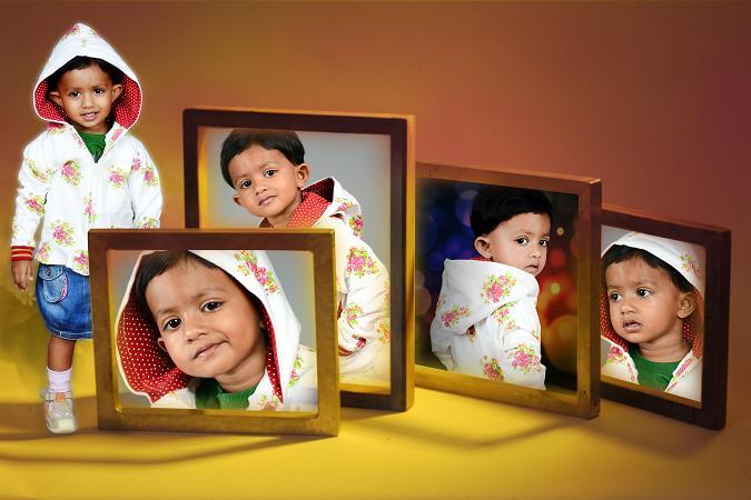 aishi asati cute baby girl photograph