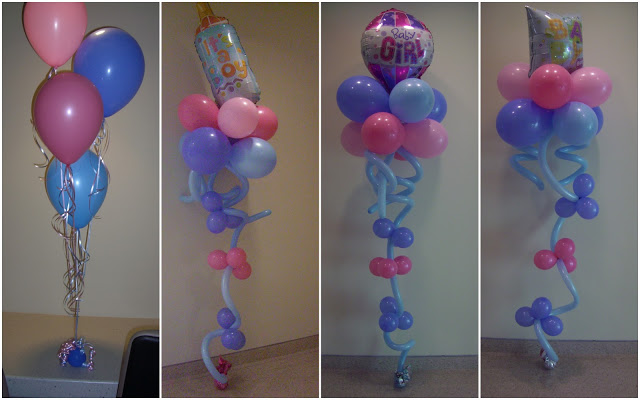 Balloon Baby Shower6