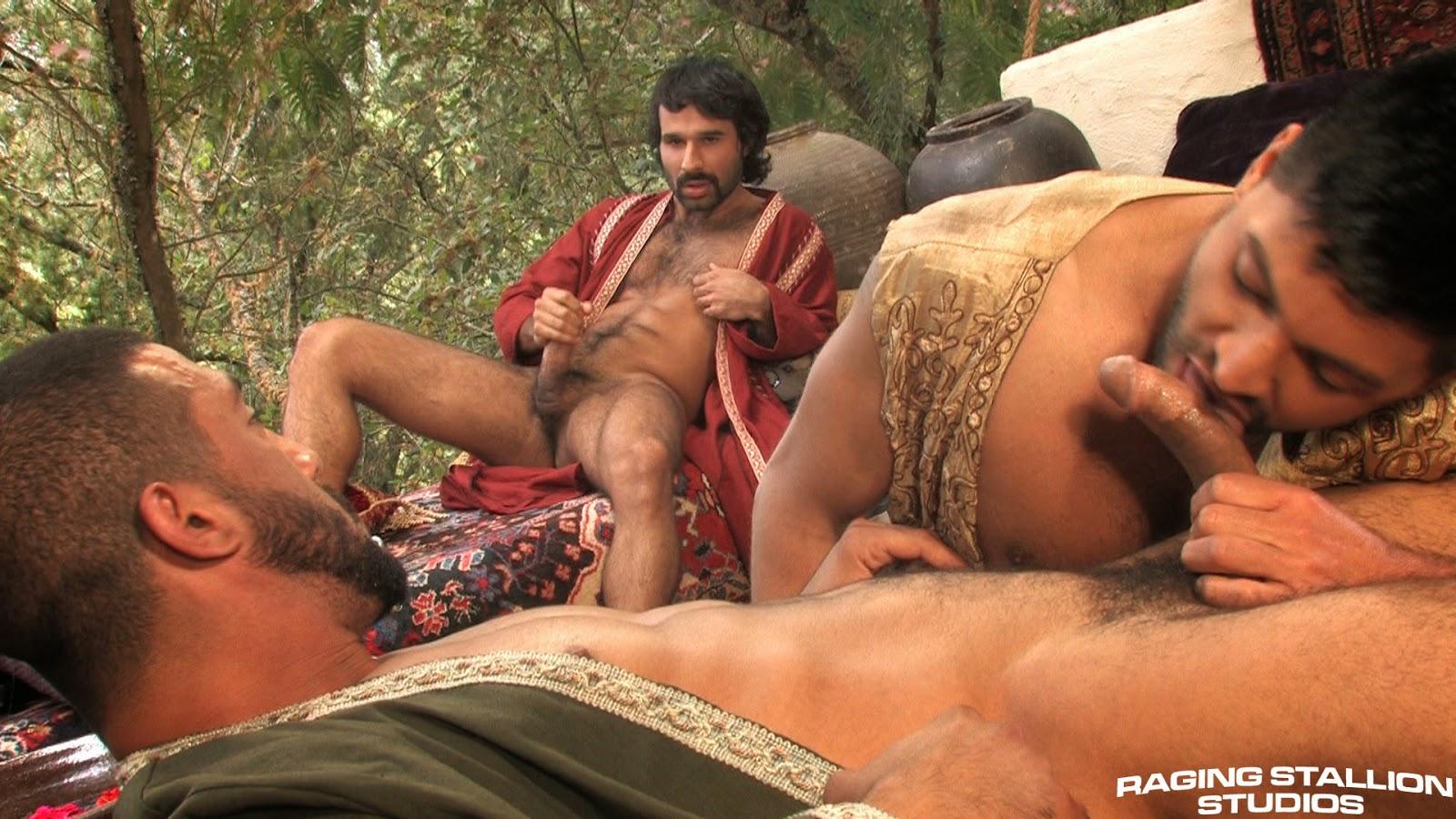 Гей Порно Арабы
