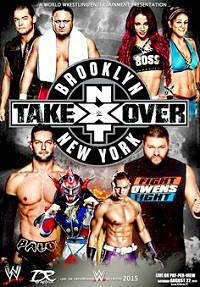 WWE NXT TakeOver: Brooklyn (2015)