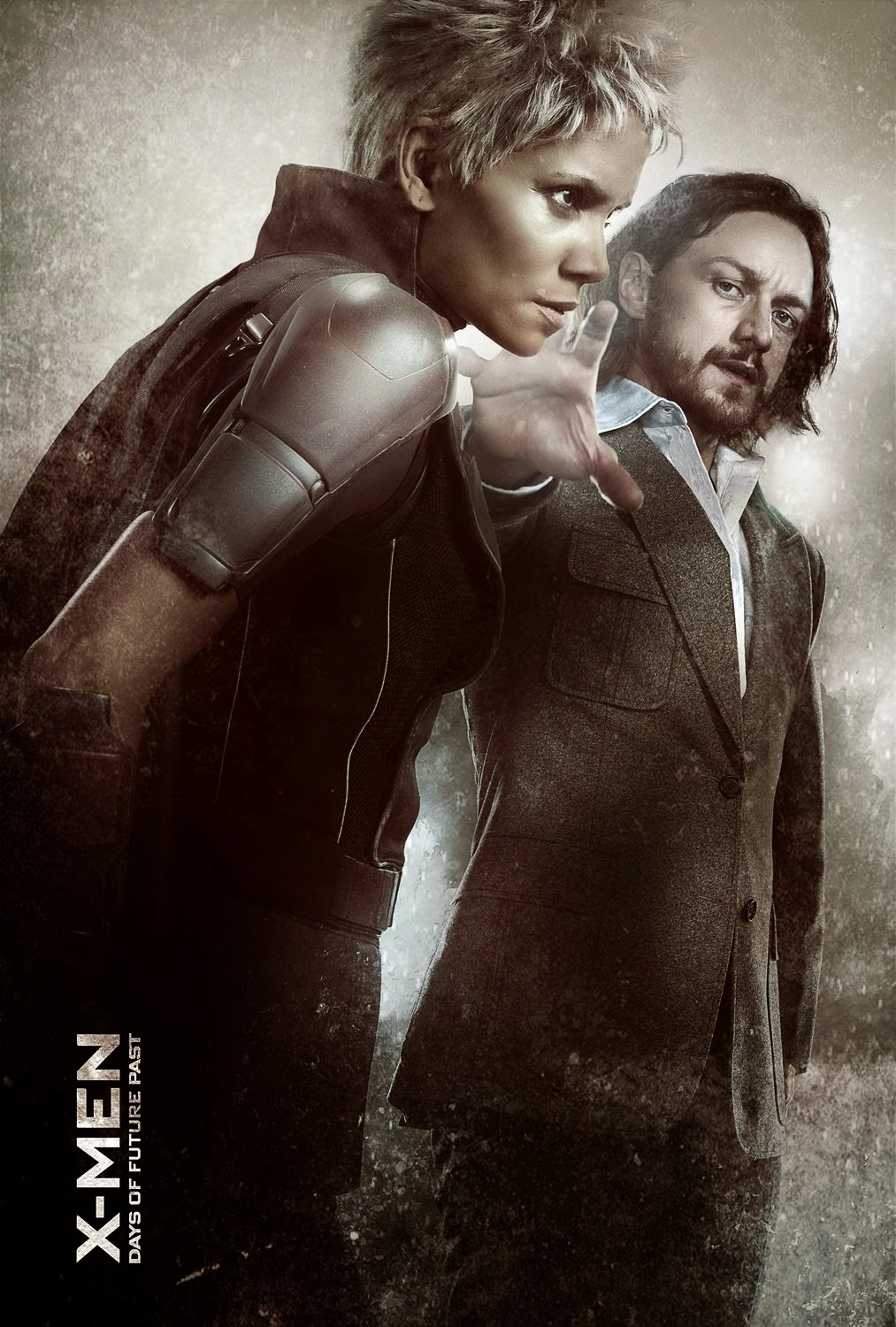 X-men Days Of Future Past Character Poster