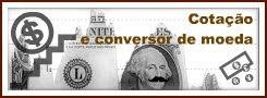 Cotação de moeda