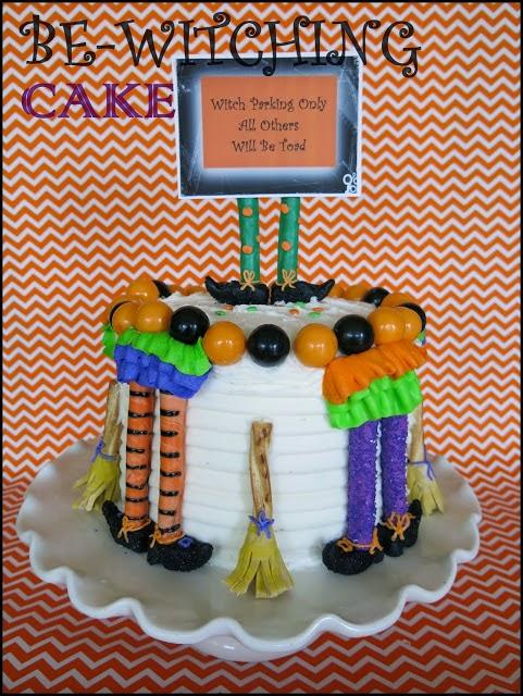 Bewitching Cake