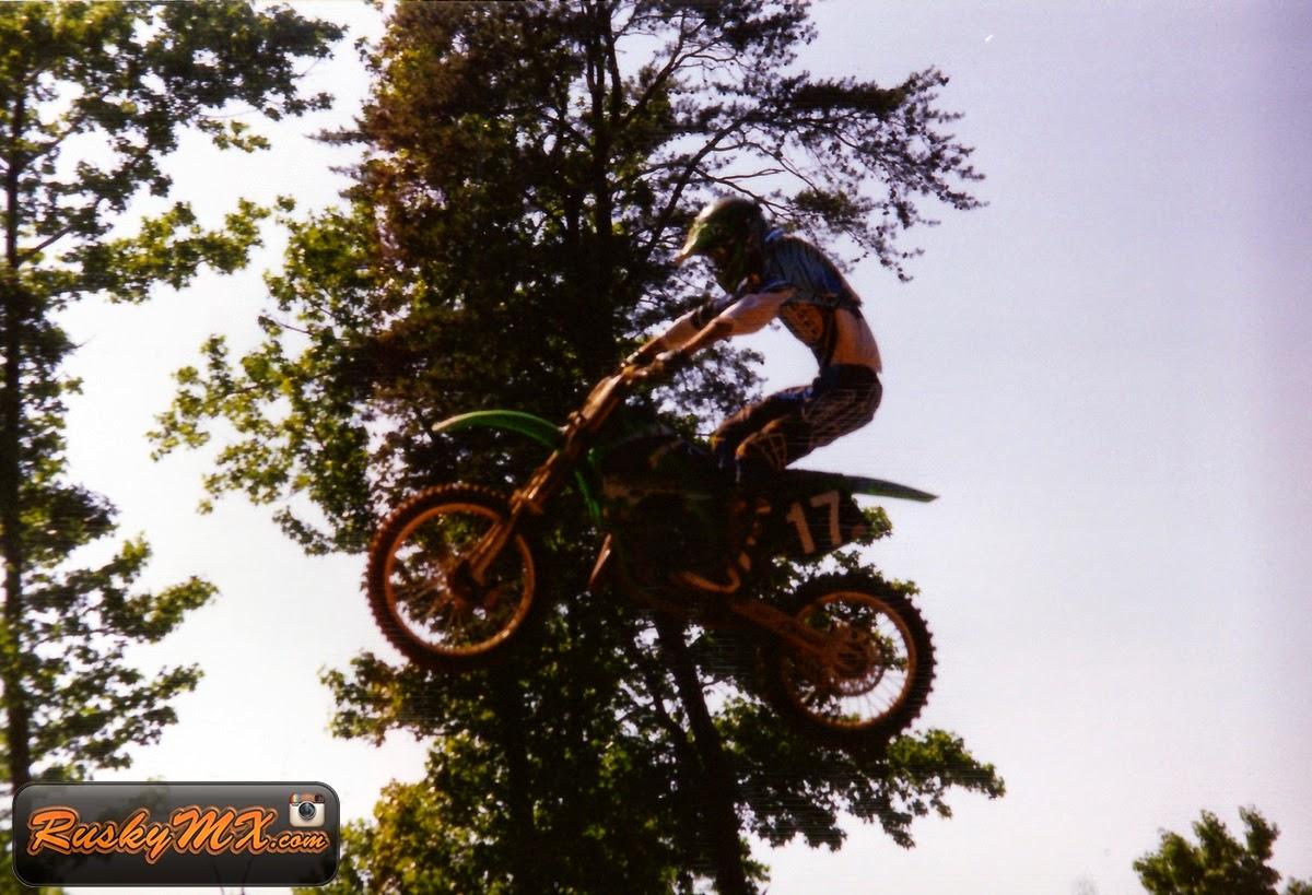 Damon Huffman Budds Creek 1997