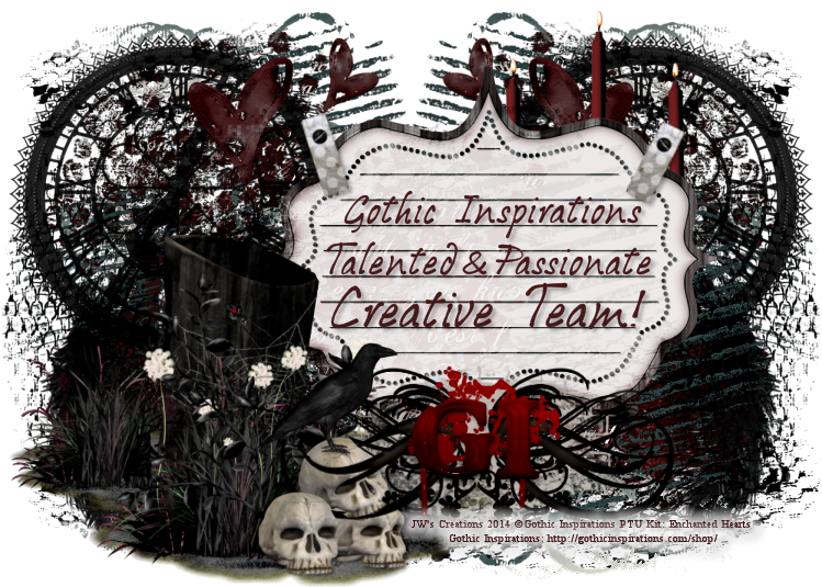 Gothic Inspirations CT
