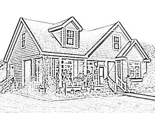 Modular Home Sketch