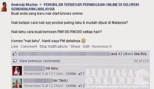 pay-per-lead Malaysia