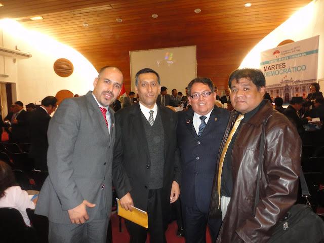 I CONGRESO DE DOCENTES PREUNIVERSITARIOS Y DE COLEGIOS PRIVADOS DEL PERU.