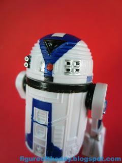 R7-Series Astromech Droid White and Blue