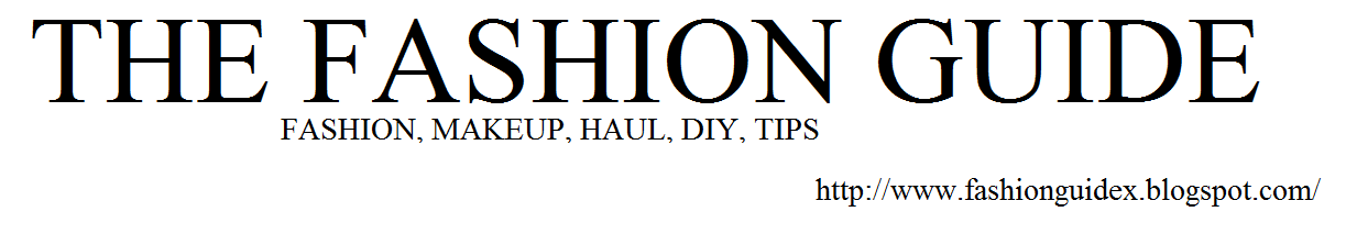 The Fashion Guide | Fashion and Beauty Blog