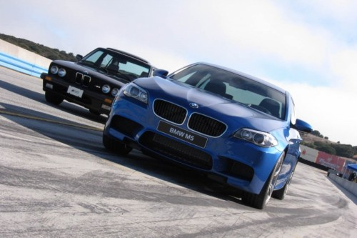 Car Overview: 2013 BMW M5