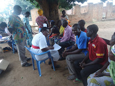 Free counseling and Testing for HIV/AIDS attracted many youths and women during the IWD celebration