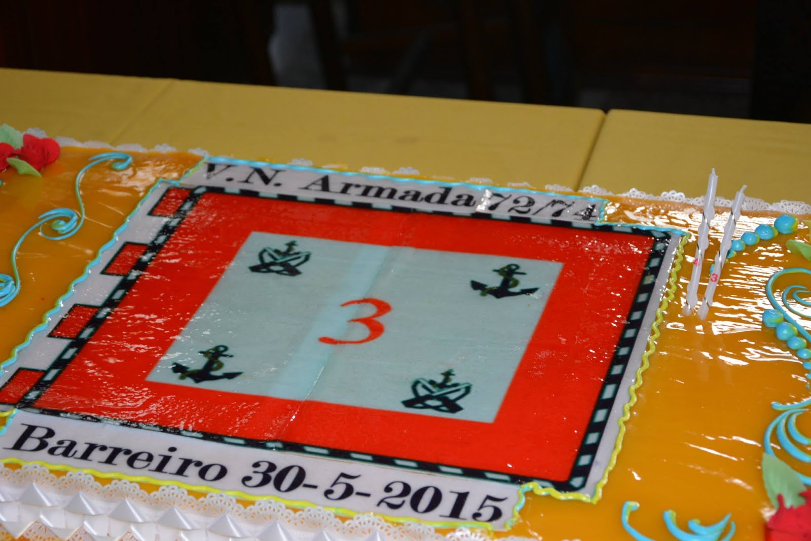 5º ENCONTRO 2015 ASSOC FUZILEIROS BARREIRO