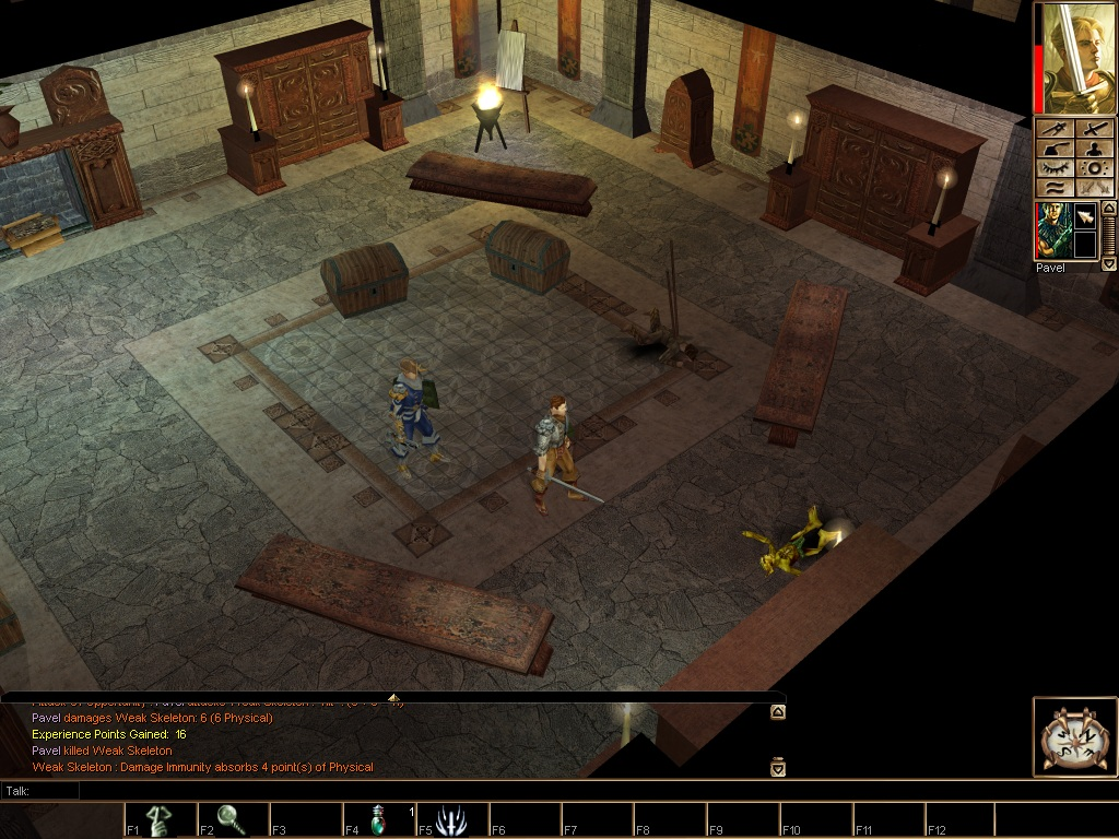 neverwinter nights 1 cheats