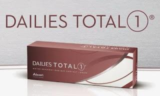 lenti a contatto Dailies Total 1