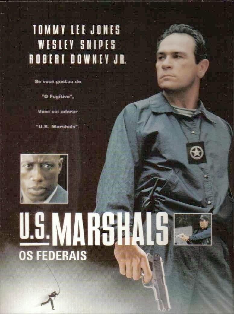 U.S. Marshals: Os Federais – Dublado (1998)