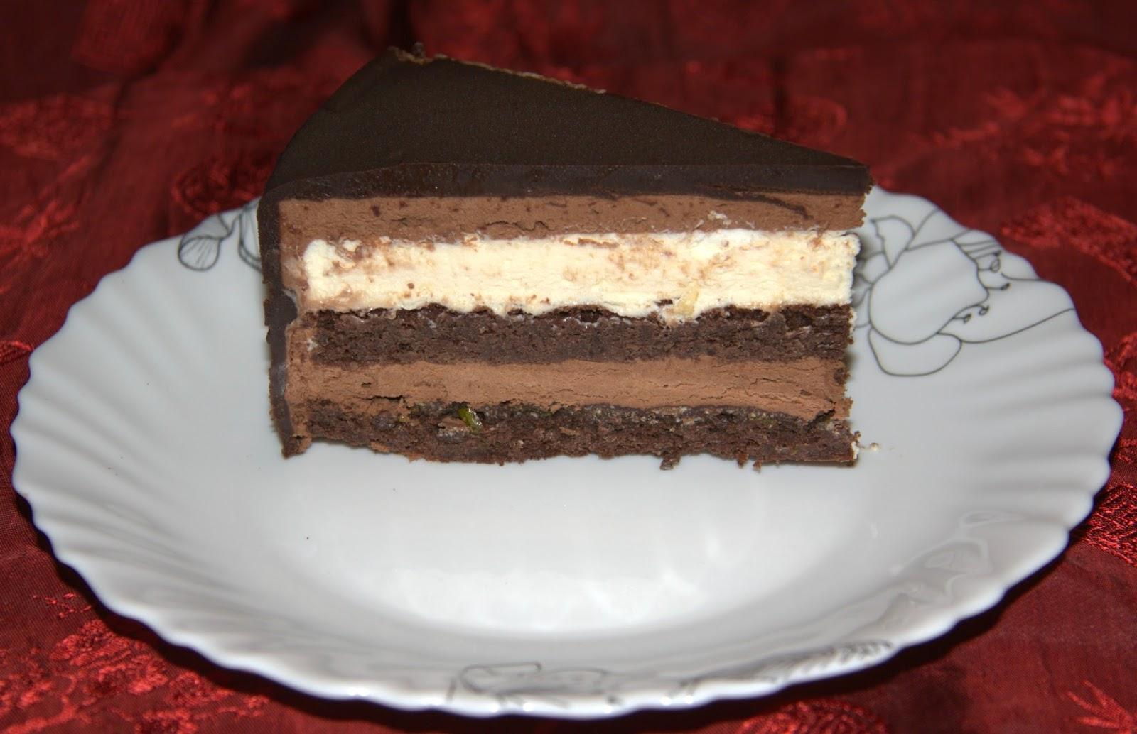 Торт тео рецепт селянина