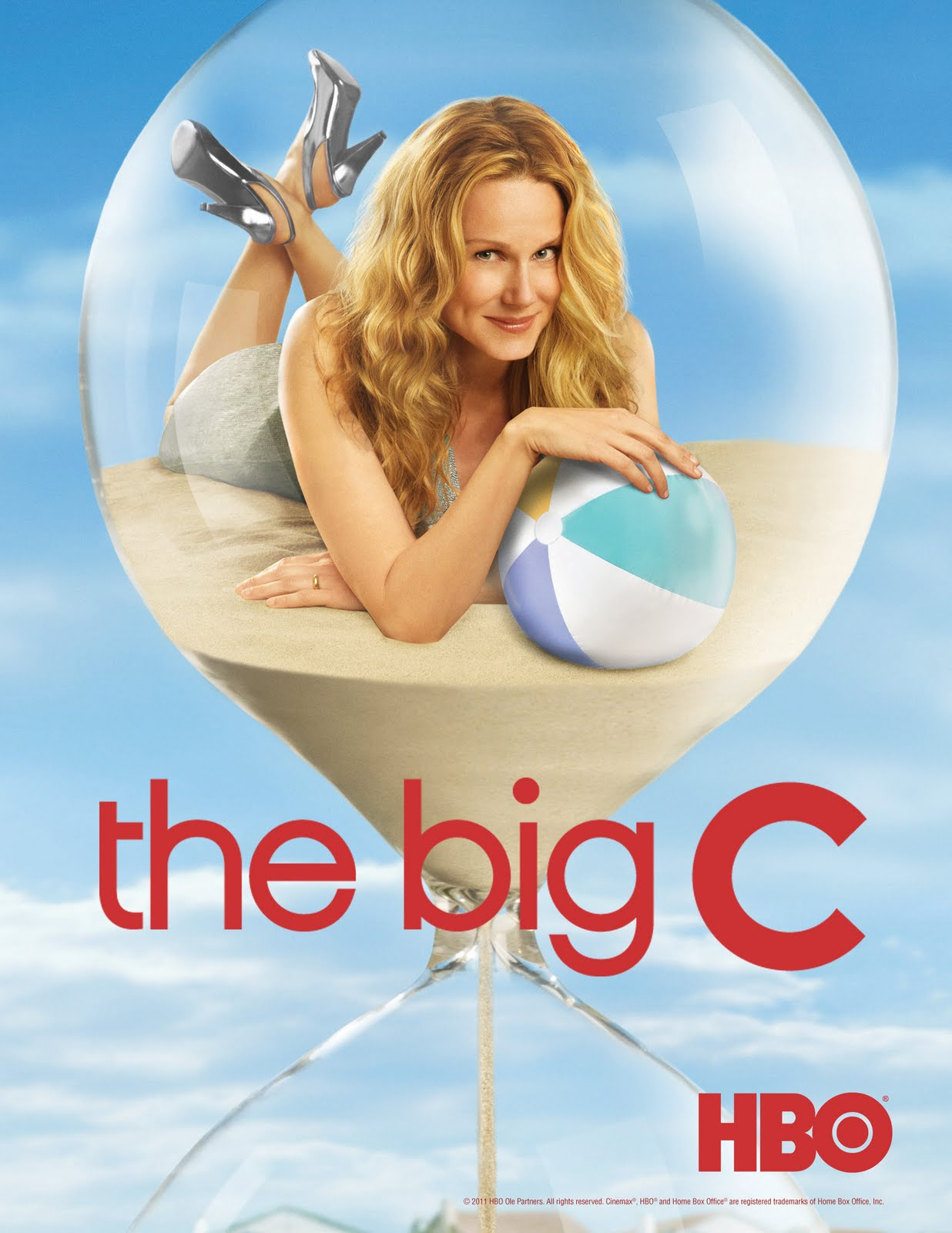 Baixar The Big C 1 Temporada HDTV RMVB Legendado Completo