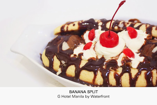 Summer Treats at G Hotel Manila