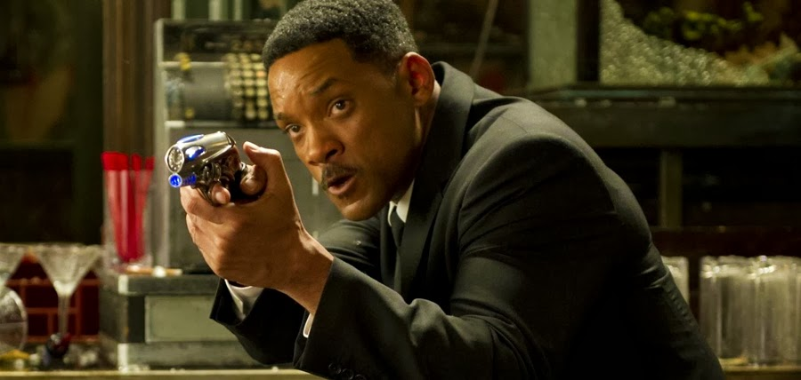 Will Smith în Men In Black 3