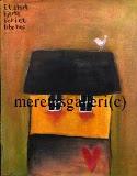 Et stort hjerte bor i et lite hus.