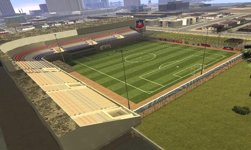 Estadio nacional parodia para gta santiago by the for Puerta 27 estadio nacional