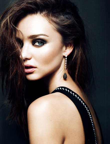 video: miranda kerr returns with spring fashion special for haute muse 2012 actress pics