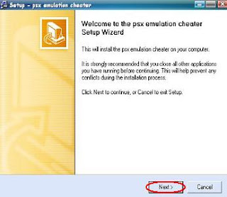 Cara Menginstal PSX Emulation Cheater Ciyoni-Blogspot