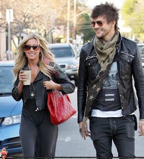 Ashley Tisdale Boyfriend