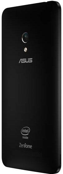 ASUS ZenFone Smartphone Android Terbaik Warna Charcoal Black
