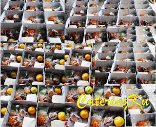Catering Nasi Kotak dan Snack Box Ulang Tahun Murah di Bandung