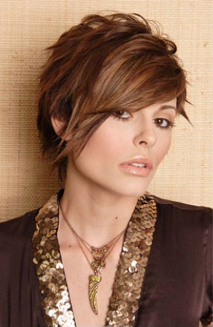Women Short Natural Hairstyles